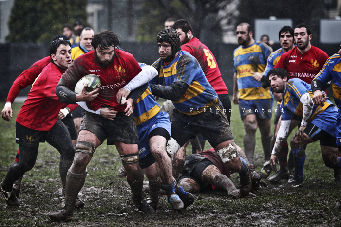 Romagna Rugby VS CUS Roma Rugby (foto 2)