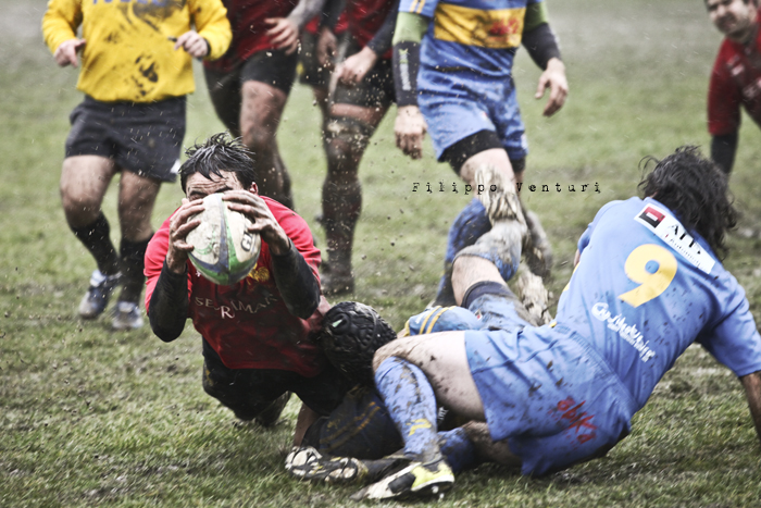 Romagna Rugby VS CUS Roma Rugby (foto 3)