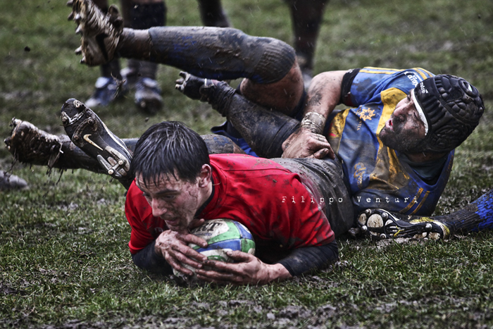 Romagna Rugby VS CUS Roma Rugby (foto 4)