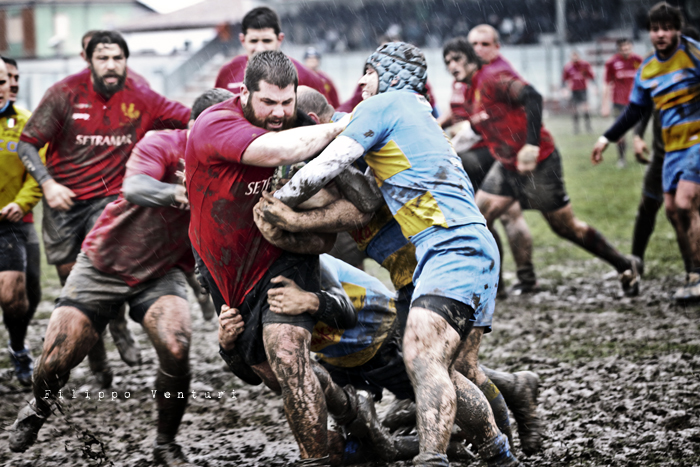 Romagna Rugby VS CUS Roma Rugby (foto 7)