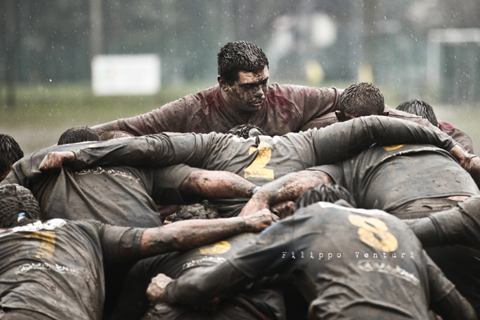 Romagna Rugby VS CUS Roma Rugby (foto 8)