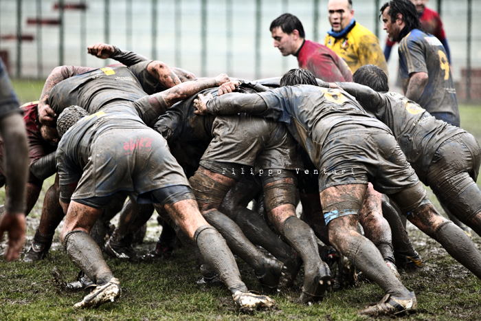 Romagna Rugby VS CUS Roma Rugby (foto 9)