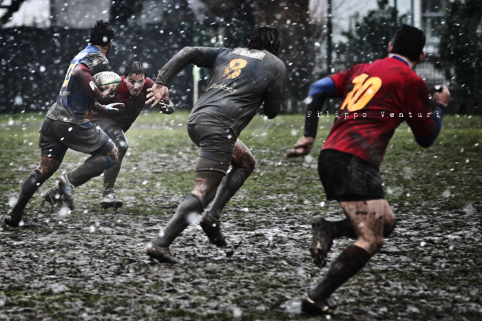 Romagna Rugby VS CUS Roma Rugby (foto 10)