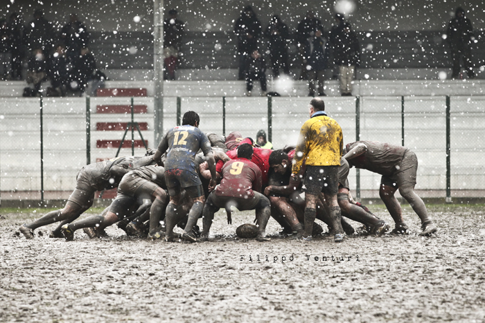 Romagna Rugby VS CUS Roma Rugby (foto 11)