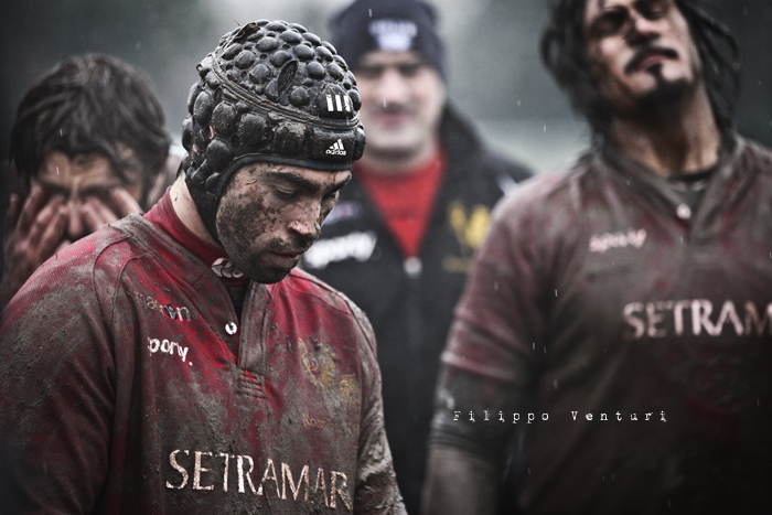 Romagna Rugby VS CUS Roma Rugby (foto 12)