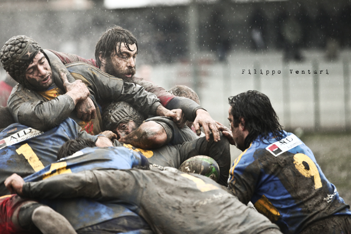 Romagna Rugby VS CUS Roma Rugby (foto 18)