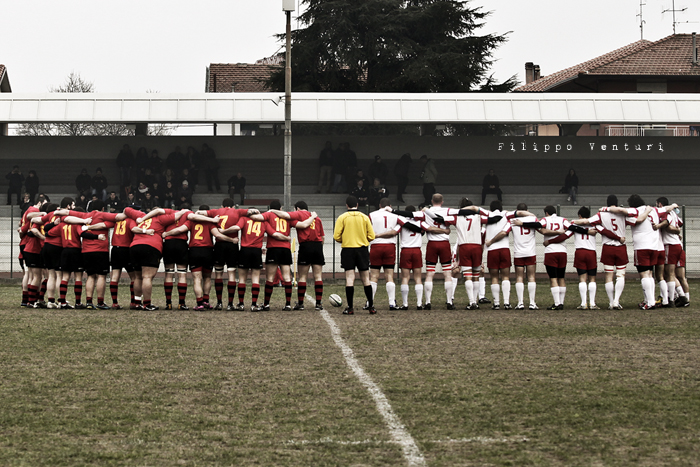 Romagna Rugby VS Rugby Colorno (foto 2)