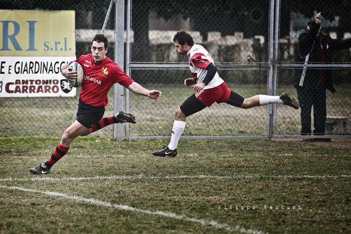 Romagna Rugby VS Rugby Colorno (foto 3)