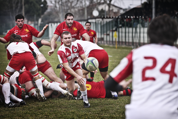 Romagna Rugby VS Rugby Colorno (foto 4)