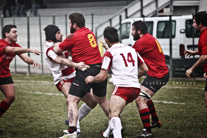 Romagna Rugby VS Rugby Colorno (foto 5)