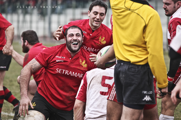 Romagna Rugby VS Rugby Colorno (foto 7)