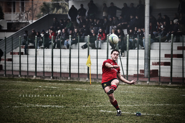 Romagna Rugby VS Rugby Colorno (foto 8)