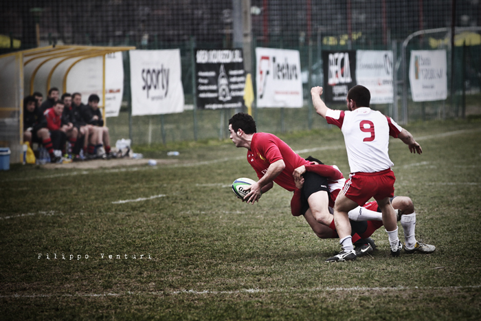 Romagna Rugby VS Rugby Colorno (foto 11)