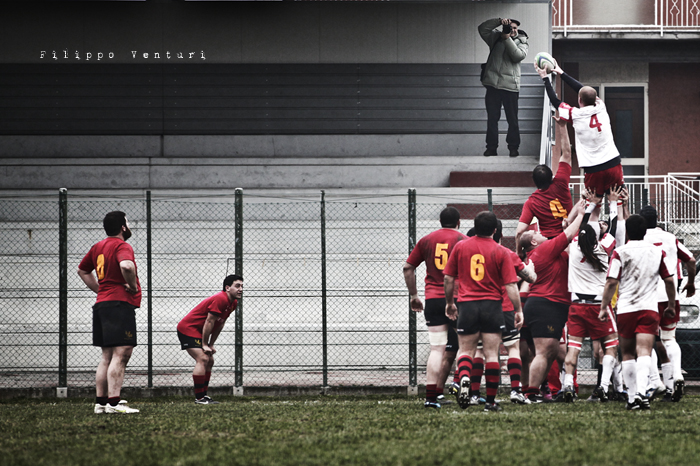 Romagna Rugby VS Rugby Colorno (foto 12)