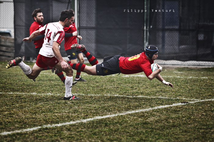 Romagna Rugby VS Rugby Colorno (foto 13)