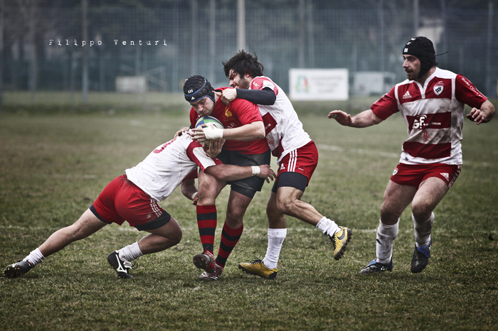 Romagna Rugby VS Rugby Colorno (foto 16)