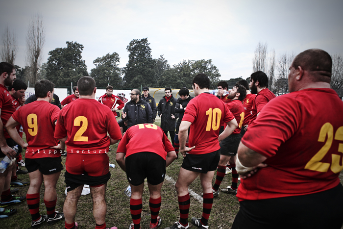 Romagna Rugby VS Rugby Colorno (foto 17)