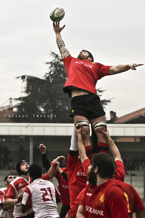Romagna Rugby VS Rugby Colorno (foto 20)