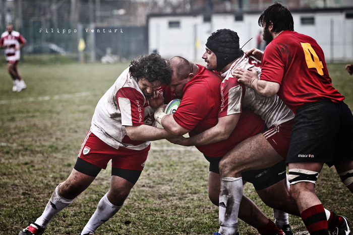 Romagna Rugby VS Rugby Colorno (foto 21)