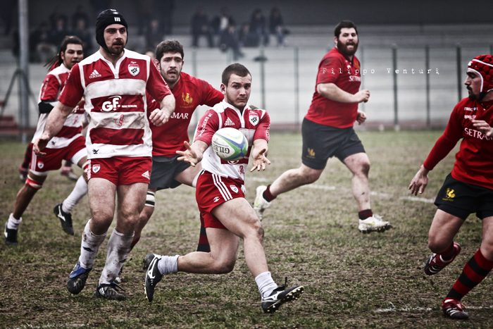 Romagna Rugby VS Rugby Colorno (foto 22)