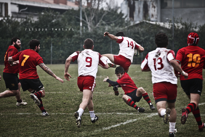 Romagna Rugby VS Rugby Colorno (foto 23)