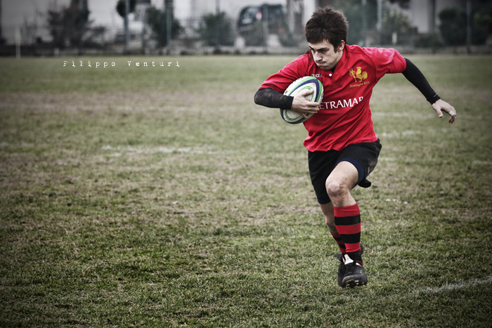 Romagna Rugby VS Rugby Colorno (foto 25)