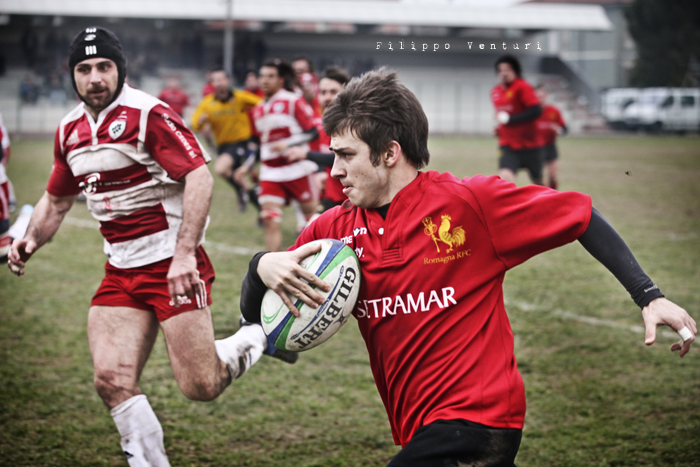 Romagna Rugby VS Rugby Colorno (foto 26)