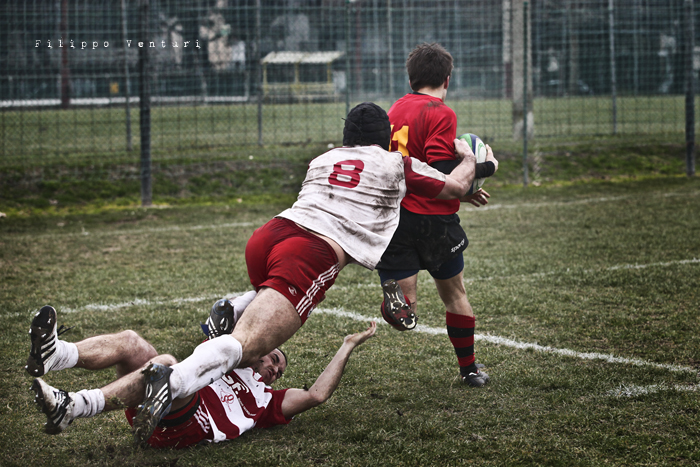 Romagna Rugby VS Rugby Colorno (foto 27)