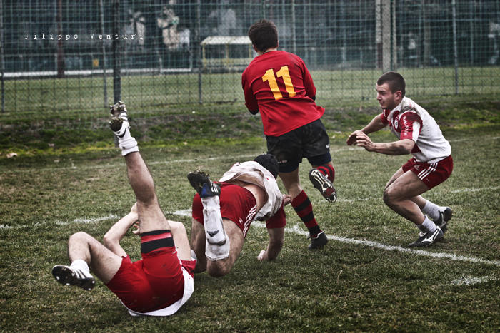Romagna Rugby VS Rugby Colorno (foto 28)