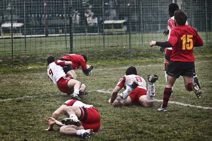Romagna Rugby VS Rugby Colorno (foto 29)