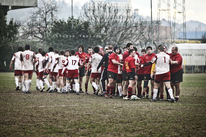 Romagna Rugby VS Rugby Colorno (foto 30)