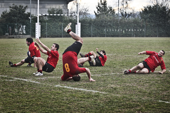 Romagna Rugby VS Rugby Colorno (foto 31)