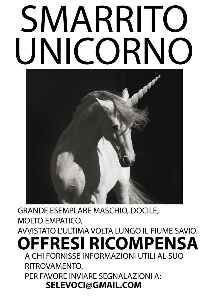 Smarrito Unicorno a Cesena