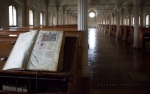 Biblioteca Malatestiana di Cesena (Humanistic Conventual Library, commissioned by the Lord of Cesena MalatestaNovello)
