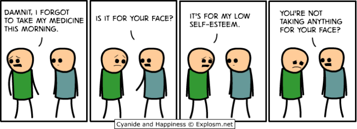 Cyanide and Happiness del 14 marzo 2011