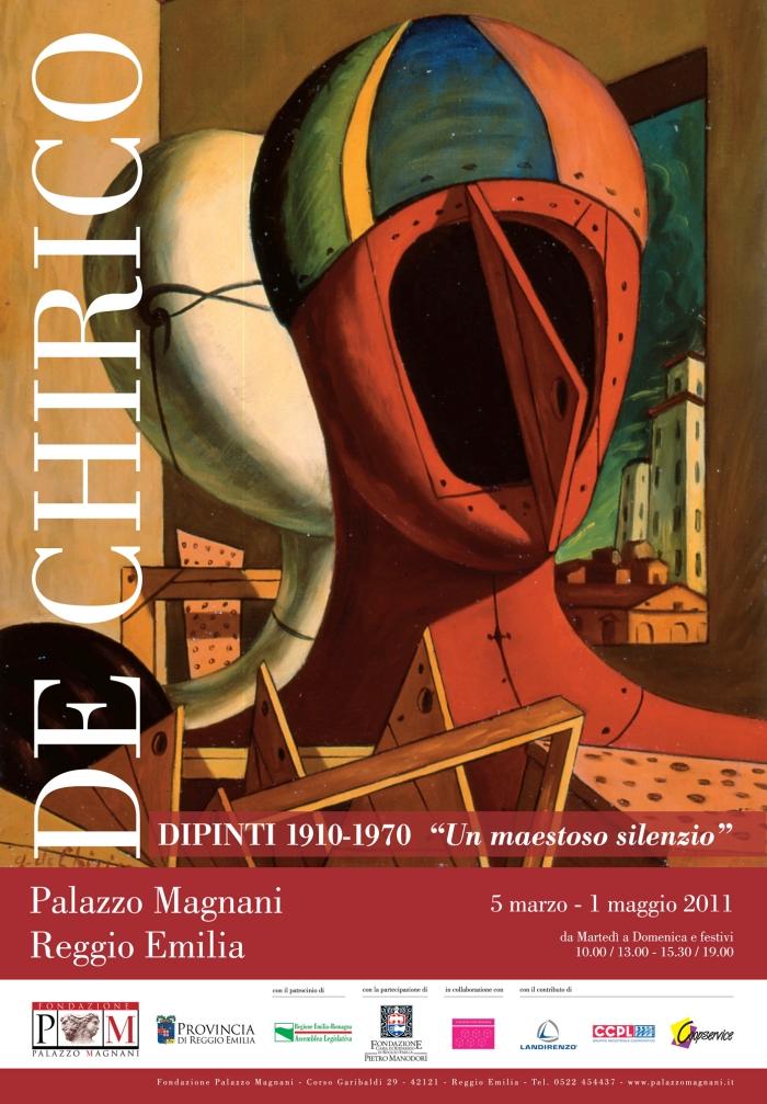 Giorgio De Chirico - Dipinti 1910-1970 - Un maestoso silenzio