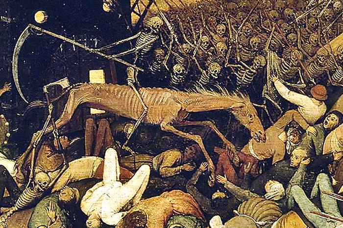 Pieter Bruegel the Elder - The Triumph of Death (1562)