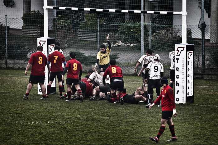 Romagna Rugby VS Lions Amaranto (photo 7)