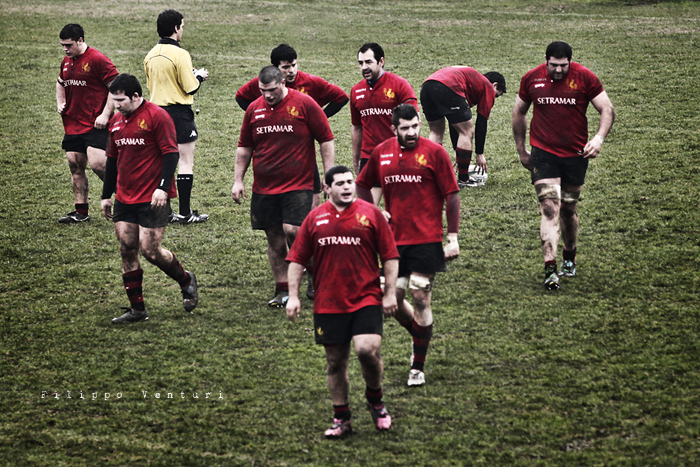 Romagna Rugby VS Lions Amaranto (photo 8)
