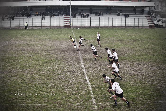 Romagna Rugby VS Lions Amaranto (photo 9)