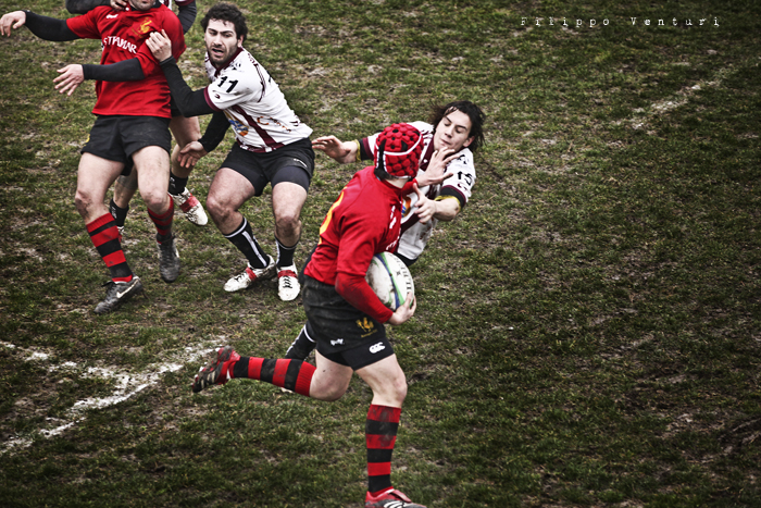 Romagna Rugby VS Lions Amaranto (photo 10)