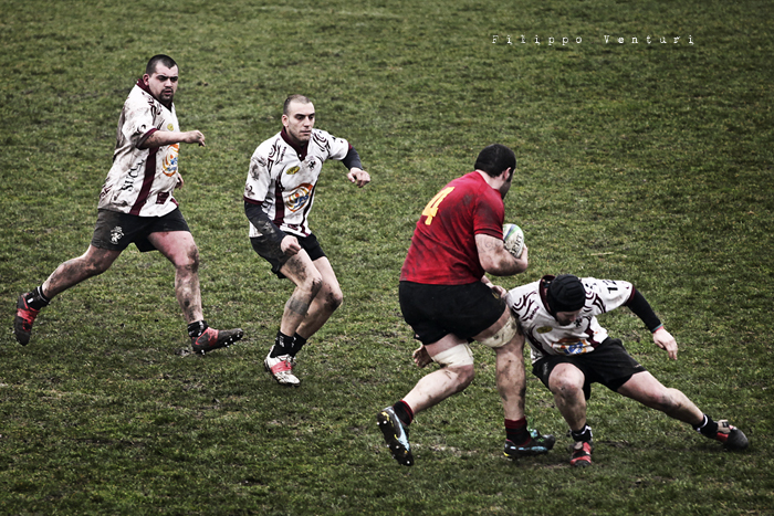 Romagna Rugby VS Lions Amaranto (photo 11)