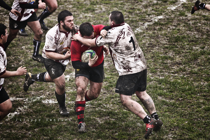 Romagna Rugby VS Lions Amaranto (photo 12)