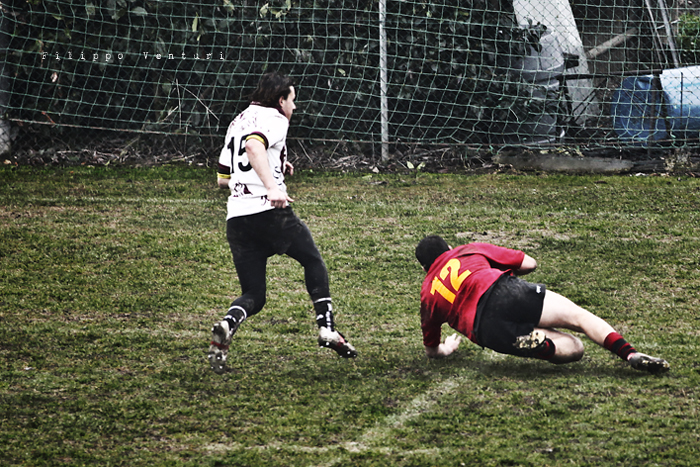 Romagna Rugby VS Lions Amaranto (photo 13)