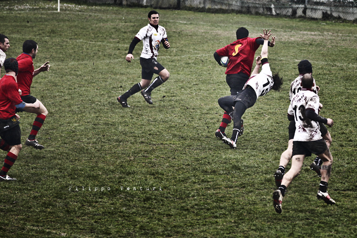 Romagna Rugby VS Lions Amaranto (photo 14)