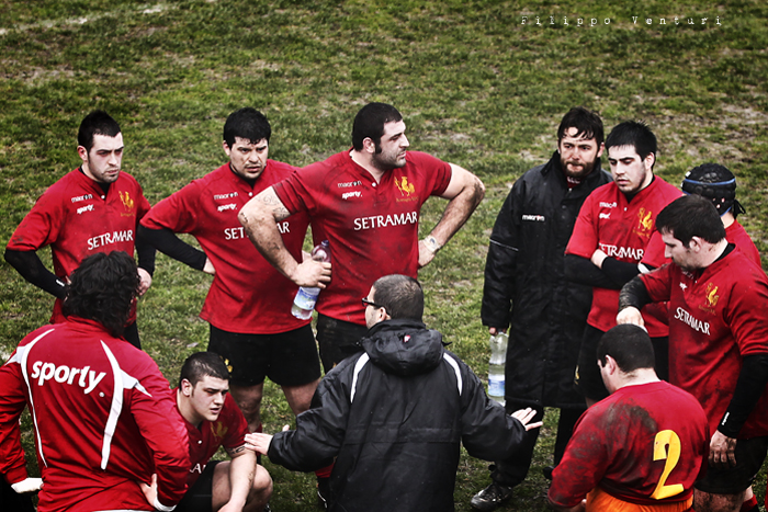 Romagna Rugby VS Lions Amaranto (photo 17)