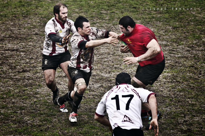 Romagna Rugby VS Lions Amaranto (photo 18)