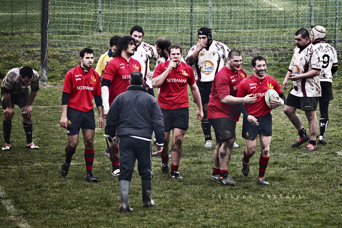 Romagna Rugby VS Lions Amaranto (photo 19)