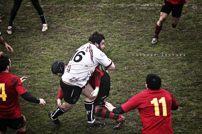 Romagna Rugby VS Lions Amaranto (photo 21)