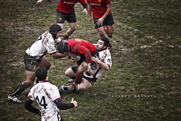 Romagna Rugby VS Lions Amaranto (photo 22)